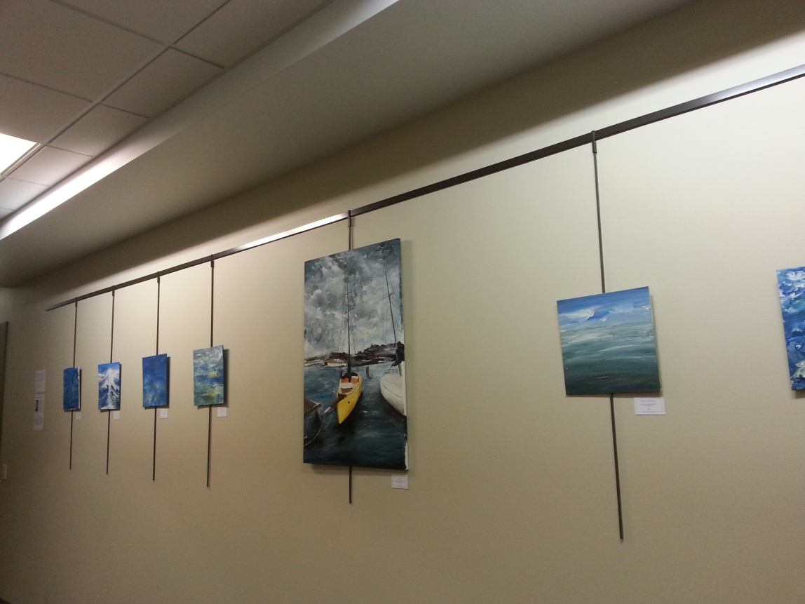 Gallery display - May 2015